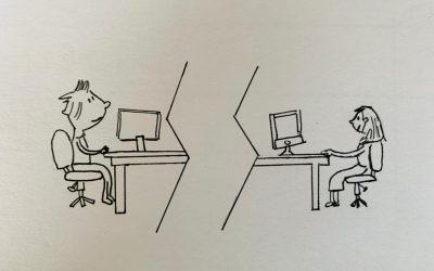 I AQUESTS DIES, QUÈ PODEM FER: ENS CONNECTEM?/ Y ESTOS DÍAS, QUÉ PODEMOS HACER: ¿NOS CONECTAMOS?