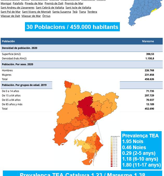El TEA a Catalunya